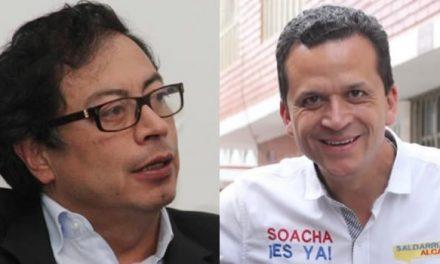 'Rifirrafe' entre Petro y el alcalde de Soacha por desalojo en Ciudadela Sucre