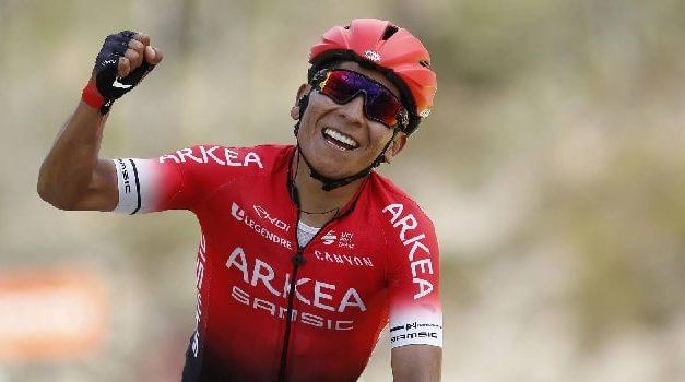 Equipo de Nairo Quintana para el Tour, anunció su preselección