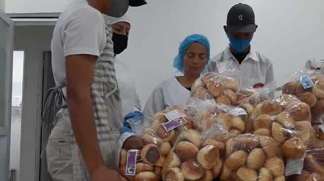 Fundación busca recursos para llevar  pan a familias de Ciudad Bolívar y Soacha