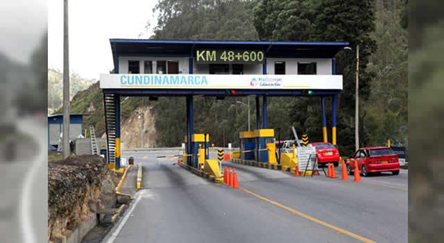 RestriNgida la movilidad en Cundinamarca durante los puentes festivos de junio