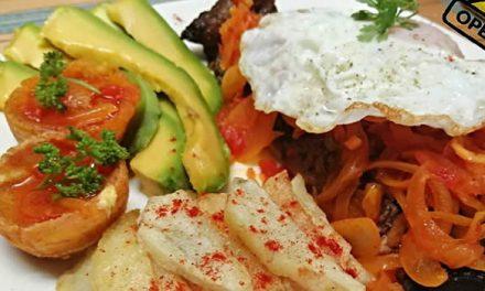 Joven de Soacha convierte su sueño de estudiante en comida de calidad