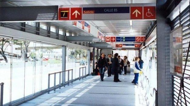 Cerrarán tres estaciones de TransMilenio por alto riesgo de contagio