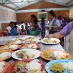 Gobierno realizó entregas del PAE a familias de Cundinamarca