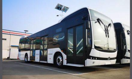Estos son  los buses eléctricos que llegarán a Bogotá