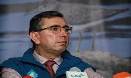 Procuraduría impugna fallo sobre destitución del exdirector de la CAR