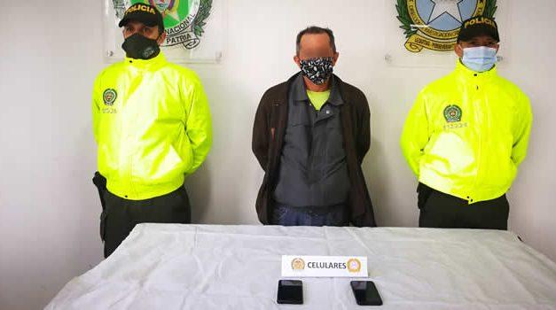 Por delitos sexuales y pornografía capturan dos sujetos en Cundinamarca