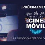 Cine móvil llega a Cundinamarca en medio de la pandemia