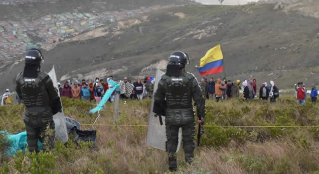 Alcaldía de Soacha anuncia recuperación total del predio invadido en Ciudadela Sucre