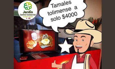 """Compadre Emeterio, """"los más ricos pecados del Tolima Grande"""" en Soacha"""