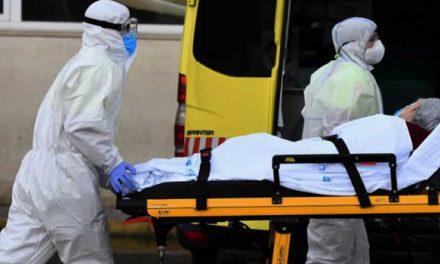 Colombia llegó a 12.540 fallecidos por COVID-19