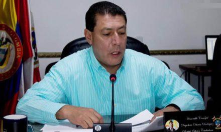 Fallece exconcejal de Soacha Dagoberto Durán
