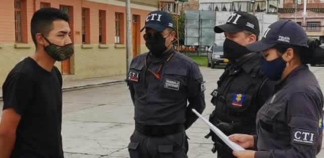 Un extranjero  y dos mujeres  colombianas detenidos por hurto a establecimientos comerciales en Soacha