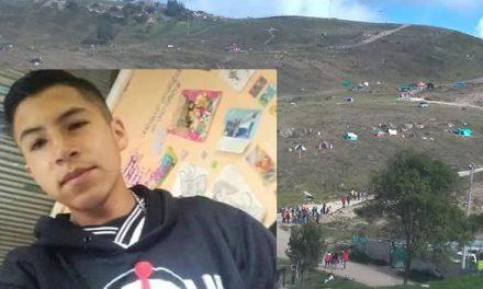 Habla madre del menor muerto en Ciudadela Sucre  Soacha