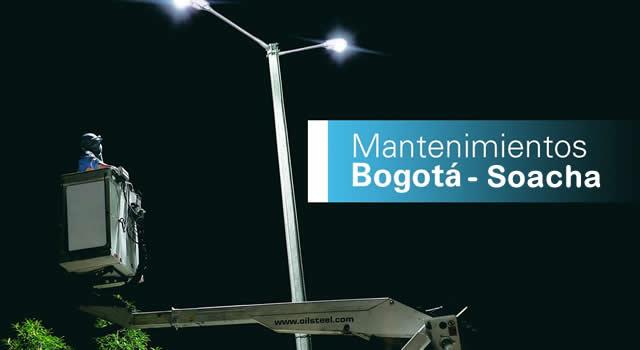 Este jueves se suspenderá la luz en barrios de Bogotá y una vereda de Soacha