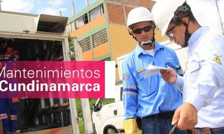 Prepárese para los cortes de energía en Cundinamarca
