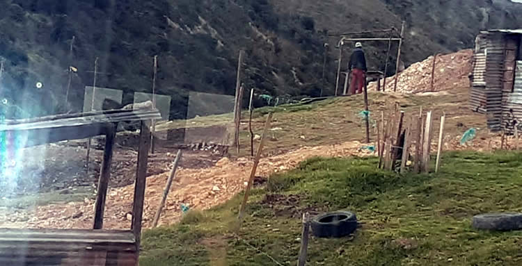 """'Tierreros' ganan la batalla en Soacha, invaden y engañan avalados por la """"Ley"""""""