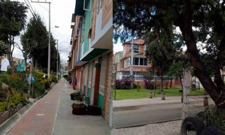 """""""Confinados"""" por la delincuencia se encuentran habitantes de un sector de Soacha"""