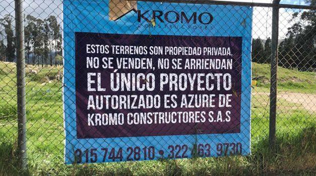Kromo Constructores asegura que proyecto  de vivienda en Soacha no está dentro de la ronda del río Bogotá