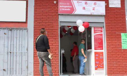 Abren  segundo kiosco en Soacha para pago de impuestos, servicios  y otras transacciones