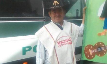 El presidente de una junta comunal de Soacha atrapado lejos de su comunidad