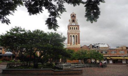 La bandera más grande del país empezó a hacerse en El Colegio Cundinamarca