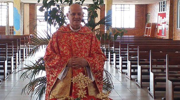 Fallece párroco de la iglesia Apóstol San Mateo de Soacha