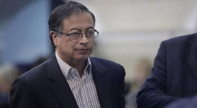 Petro es el precandidato que proclama la UP para la Presidencia en 2022