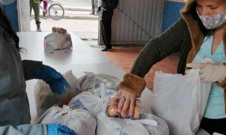 Comienza cuarta entrega de insumos del programa  Alimentación Escolar en Soacha