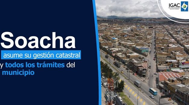 IGAC cierra su unidad operativa de Catastro en Soacha