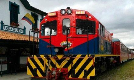 Reactivan tren de pasajeros Bogotá – Cajicá