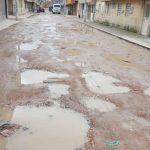 Lluvias de los últimos días dejan en evidencia  el estado de algunas vías en Soacha