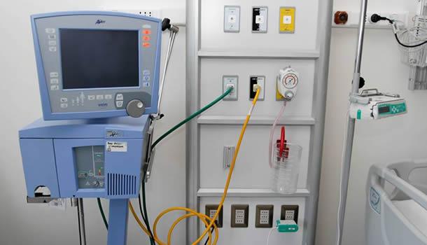 Lo que faltaba, en plena emergencia hospitalaria roban ventiladores de un hospital en Bogotá