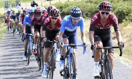Así se desarrolló la cuarta etapa de la Vuelta a Burgos