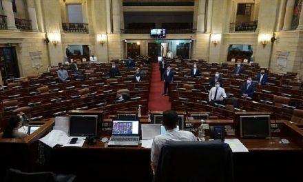 Se hunde proyecto que pretendía reglamentar sesiones virtuales del Congreso