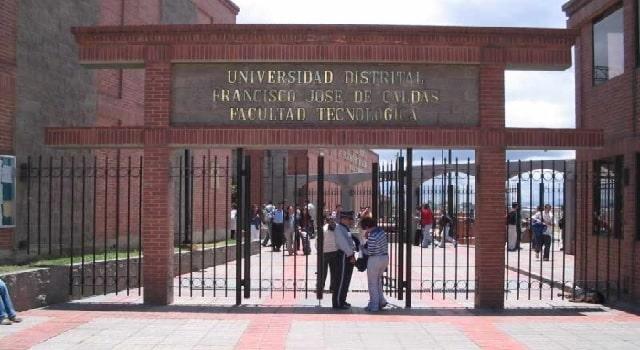 «Matrícula cero» es solicitada por congresistas y concejales para la U Distrital
