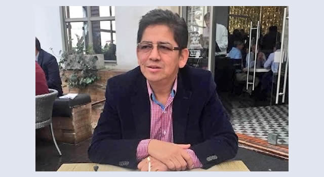 Por coronavirus falleció subsecretario de Planeación de Bogotá