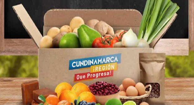 Habitantes de Soacha  pueden  adquirir la canasta de Cundinamarca en la Mercatón