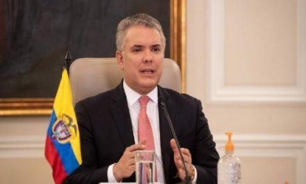 Solicitan suspender programa diario del presidente Duque