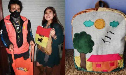 Cogollo Style realizó trueque artesanal para ayudar a familias vulnerables de Soacha