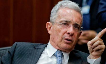 Uribe continuará privado de la libertad