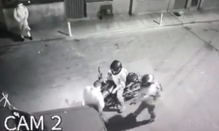 En cuatro días atracan dos veces con arma de fuego a mujer en el centro de Soacha, ver video