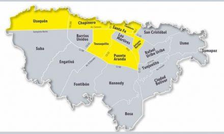 Comenzó cuarentena estricta en siete localidades de Bogotá
