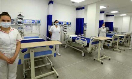 Un centro hospitalario especializado y más ventiladores para UCI llegarán a Soacha