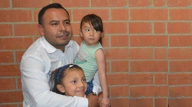 El concejal  de Soacha Camilo Nemocón ya salió de la clínica,  se recupera  del COVID en casa