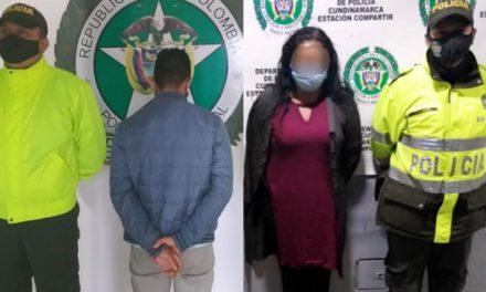 En Soacha capturan  cuatro personas por abuso sexual y dos por tráfico de estupefacientes