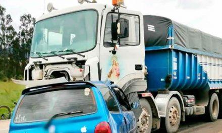 En accidente de tránsito mueren dos personas entre Nemocón  y Zipaquirá, Cundinamarca