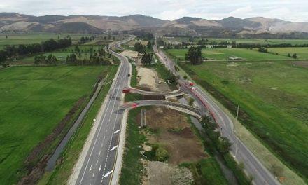 Avanza construcción de la doble calzada para la provincia Sabana Occidente