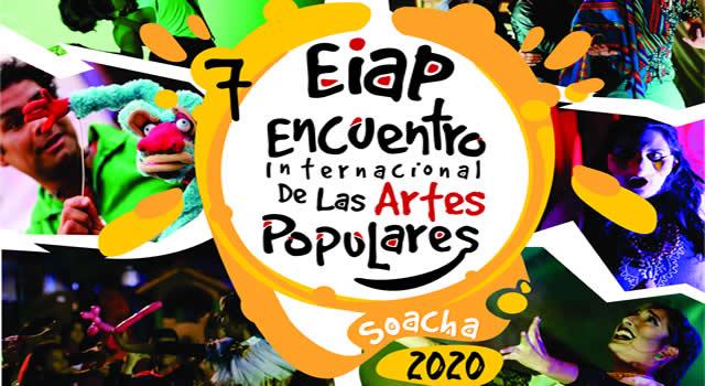 Comparsas y  virtualidad  en  el Encuentro Internacional de Artes Populares Soacha 2020