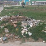 Basura y escombros rodean al Humedal Tierra Blanca de Soacha