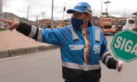 Conozca el  GPS,  equipo encargado de la seguridad vial en Soacha